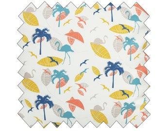 "Printed Fabric: pattern ""Camargue"" Designed by La petite clairière"