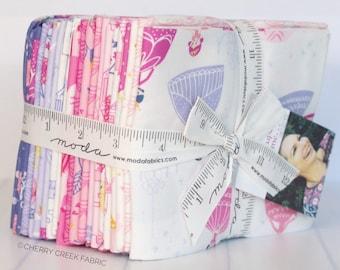 Once Upon A Time Fat Quarter Bundle - Stacy Iest Hsu - Moda Fabric - Princess Fabric - Fat Quarter Fabric - 21 pieces