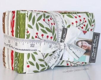 Merriment Fat Eighth Bundle - Gingiber Designs