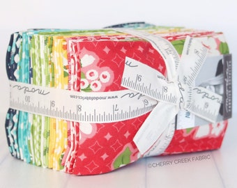 All Weather Friend Fat Eighth Bundle - April Rosenthal - 30 pieces