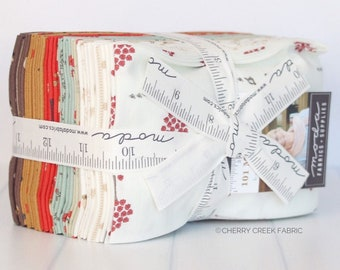 101 Maple Street Fat Eighth Bundle - Bunny Hill Designs - 25 pieces