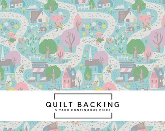 Quilt Backings