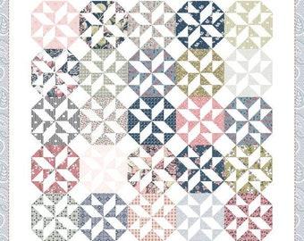 Daisy Days Quilt Pattern - Keera Job