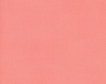 Vintage Holiday - Pink Solid Fabric - Bonnie & Camille - Sold by the Yard