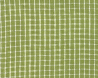 Oxford Wovens Fabric - Green Plaid Woven Fabric - Sweetwater - Moda Fabric - Green Fabric - Plaid Fabric - Woven Fabric - Sold by the Yard