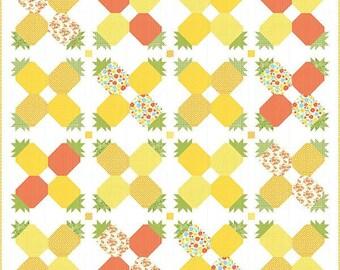 Quilt Pattern - Welcome Quilt Pattern - April Rosenthal - Moda Fabrics - Fat Eighth Pattern - Fat Quarter Pattern