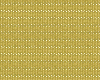 SALE | Lancelot - Green Geo Fabric - Citrus & Mint - Riley Blake Designs - Sold by the Yard