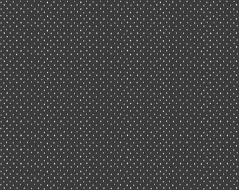 Varsity Fabric - Black Diamonds Fabric - Deena Rutter - Riley Blake Designs - Diamond Fabric - Sports Fabric - Sold by the Yard