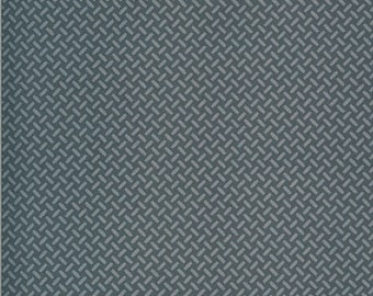 Dark Gray Treads Fabric - On the Go - Stacy Iest Hsu - Moda Fabrics - Transportation Fabric - Truck Fabric - Sold by the Yard