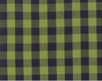 Oxford Wovens Fabric - Green Check Fabric - Sweetwater - Moda Fabric - Green Fabric - Check Fabric - Woven Fabric - Sold by the Yard