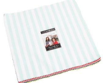 Bonnie & Camille Wovens Layer Cake - Bonnie and Camille - Moda Fabric - Moda Layer Cake - Fabric Squares - 42 pieces