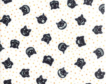 -- Halloween Fabric