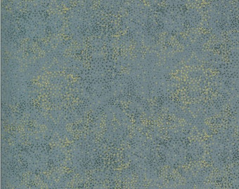 Sky Fading Light Fabric - Dwell In Possibilities - Gingiber - Moda Fabrics - Grunge Fabric - Sparkle Fabric - Sold by the Yard