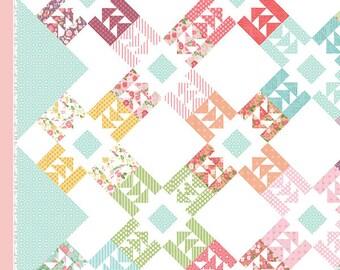 Bling Quilt Pattern - Lella Boutique