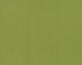 Oxford Wovens Fabric - Green Chambray Woven Fabric - Sweetwater - Moda Fabric - Green Fabric - Chambray Fabric - Sold by the Yard