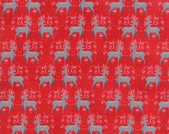 -- Christmas Fabric