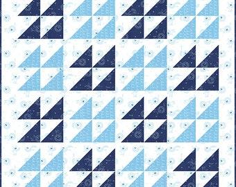 "My Lovely Quilt Pattern - Stacy Iest Hsu - Moda Fabrics - Quilt Pattern - 41"" x 41"" quilt"