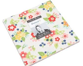 Orchard Layer Cake - April Rosenthal - Moda Fabric - Fabric Bundle - Moda Layer Cake - 42 pieces