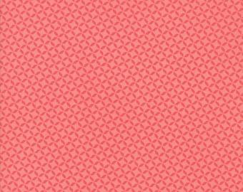Sunnyside Up Fabric - Pink Geometric Fabric - Corey Yoder - Moda Fabrics - Geometric Fabric - Low Volume Fabric - Sold by the Yard