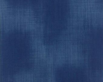 Freya & Friends - Dark Blue Texture Fabric - Janet Clare - Moda Fabrics - Sold by Half Yard