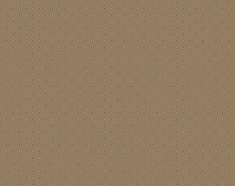 FAT QUARTER   High Adventure 2 - Tan Diamonds Fabric - Design by Dani - Geometric Fabric - Brown Fabric