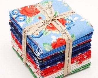Harry & Alice Fat Quarter Bundle - Amanda Herring - Riley Blake Designs - Fabric Bundle - Fat Quarter Bundle - 21 pieces