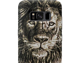 Lion Samsung Cases |  S7, S8