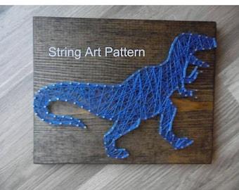 Ball Mason Jar String Art Pattern Etsy