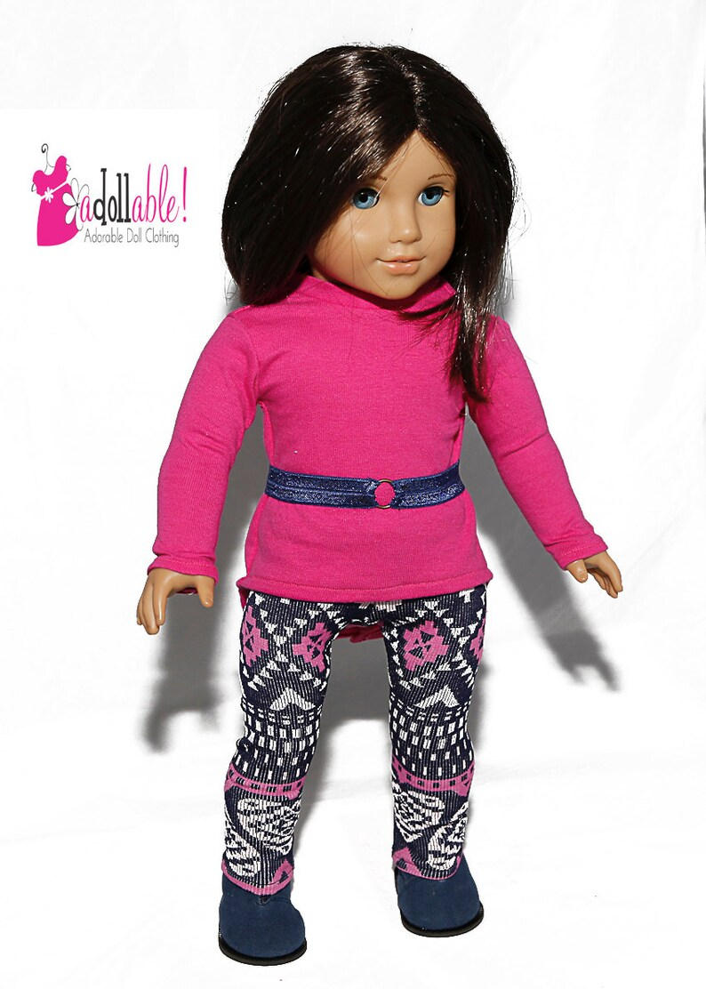 dbfad43d852eb Fits like American Girl doll clothes/ 18 inch doll clothes/   Etsy