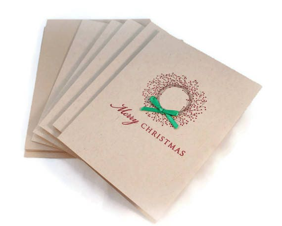 image 0 - Rustic Christmas Cards