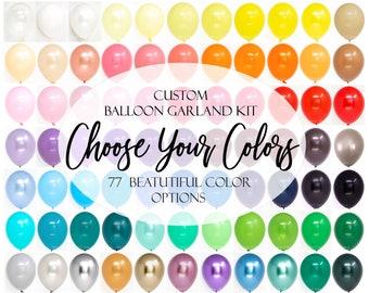 Custom Balloon Garland Kit