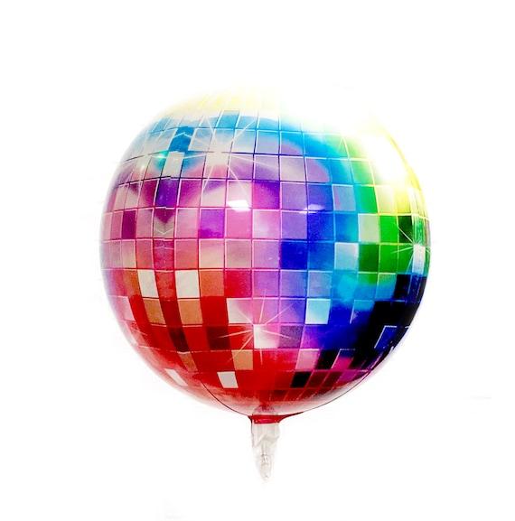 Disco ball Balloon  disco theme  disco balloons disco balloon disco  70/'s 70/'s balloon