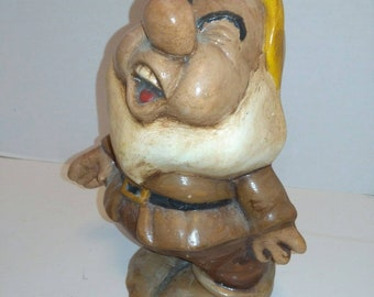 Sneezy inspired Statue from Snow White and the Seven Dwarfs