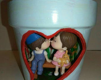 Young Love Pot