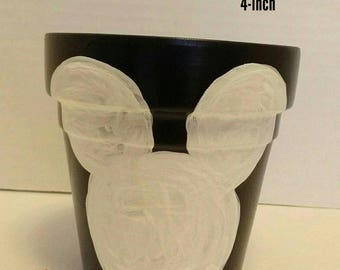 Mickey Mouse inspired Pot