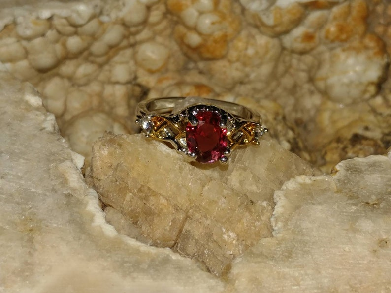 Lycan Ice Were Wolf Woman Lover Ring A-202