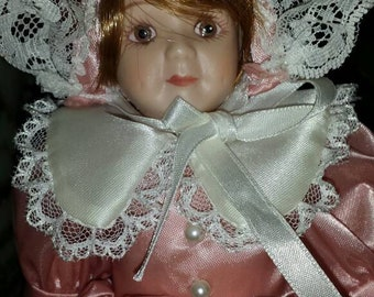 Authentic Haunted Doll Callie ...8 yrs old...