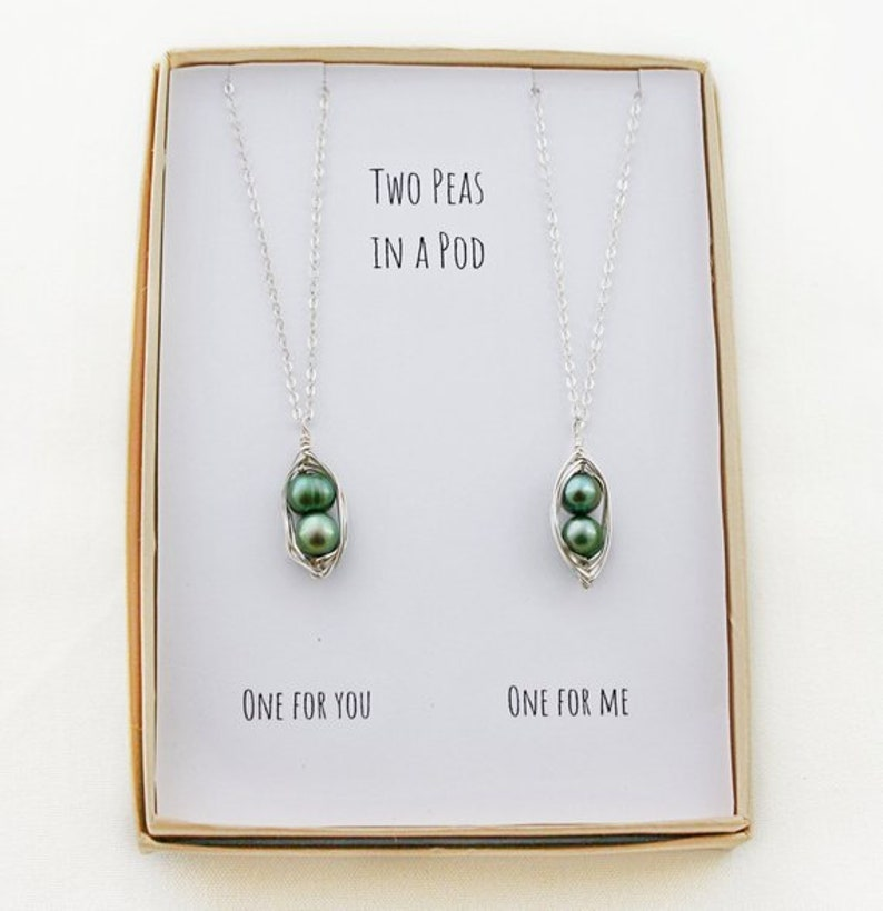 Mother/'s Day Gift Mother Daughter Gift Birthday Gift Set Gift from Mom Mother/'s Day Necklace Mother Daughter Necklace Set
