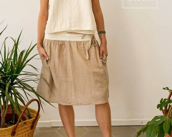 Gaya kahdi cotton skirt