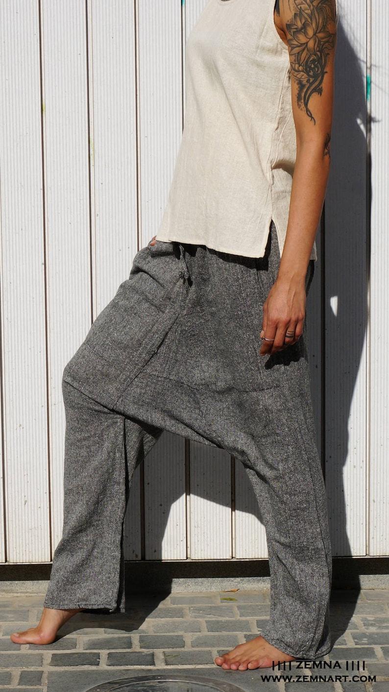 3781f524 Alibaba unisex Pantalones/Harem pantalones/Afghani | Etsy