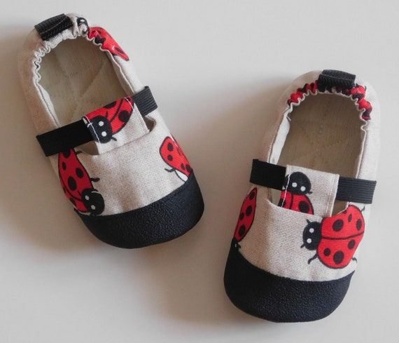Ladybird Soft Sole Baby Shoes Crawler