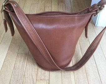 Coach Business Shoulder Bag Brown Style 5296  336f4e49f2511