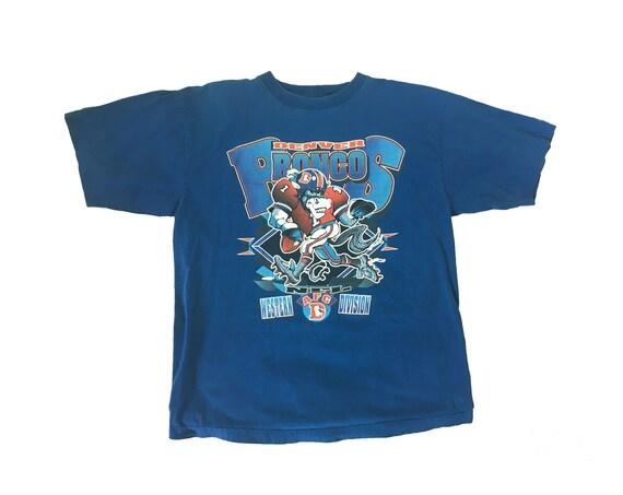7a19400c1 Denver Broncos Shirt Vintage Denver Broncos Vintage Athletic