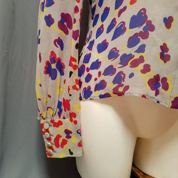 Gianni Versace Couture Blouse Vintage - image 3
