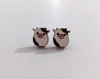 Squishmallow Earrings | Cow Earrings | Frog Earrings | Octopus Earrings | Squishmallow |