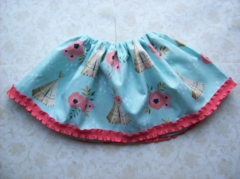 Baby girl first birthday outfit,1st,Boho,Skirt,Teepee,Gold,Pink,Tipi,Tepee,Turquoise,Onesie,Floral,Skirt,Dress,Indian,Feather,Wild one,Aztec