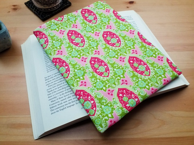 Fabric Book Pouch Tilda Sunkiss Book Protector image 0