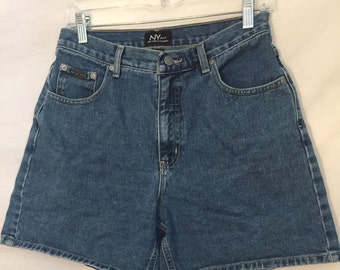 Classic 1990's NY Jeans denim jeans shorts size 8