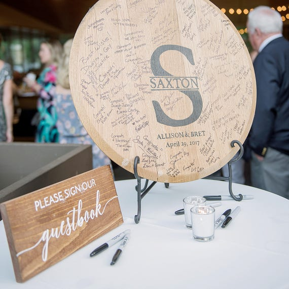 Please Sign Our Guest Book | Wedding | Sign | Wood Sign | Wedding Decor | Guestbook | Rustic | Shabby Chic | Reception | Gue