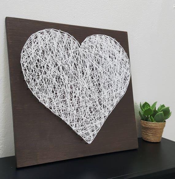 Heart Wall Art Heart Sign Wood Heart Signs Heart Wall Decor Heart Wood Sign Heart Art Wall Art Heart Decor